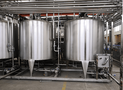 Juice Mixing System