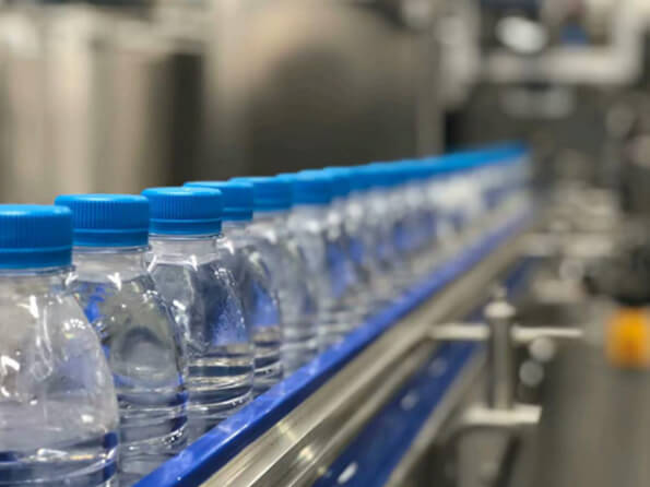 Complete Pure Water Filling Production Line